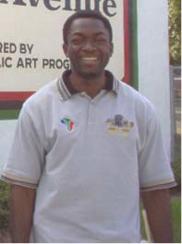 photo of Arland Ndong