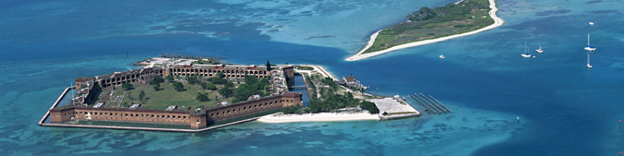 Dry Tortugas National Park Florida (courtesy of NPS)