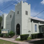 site of first African American Church in Sulphur Springs