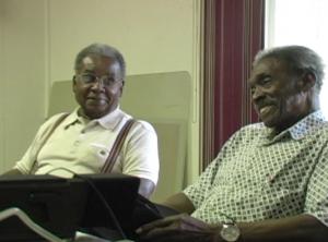 Willie Streeter & Earl Glymph